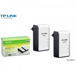 TP-LINK TL-PA111 TRANSMITER SIECIOWY LAN 1 SZTUKA DODATKOWY ODBIORNIK