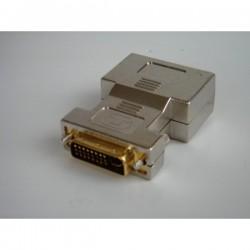 ADAPTER DVI - COMPONENT RGB