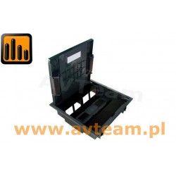 Floorbox   8modułowy 2x4M 228x228mm