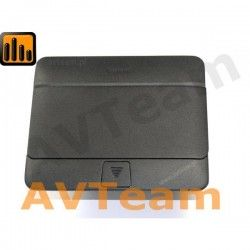 Tablebox opraw POP-UP 4 mod. czarny mat. 054026 legrand