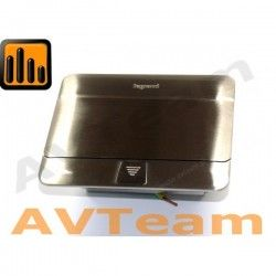 Tablebox opraw POP-UP 4 mod. STAL INOX 054021 legrand