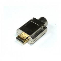 WTYCZKA HDMI DO LUTOWANIA AWG28