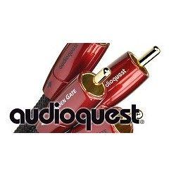 Audioquest Golden Gate  przewód 2xRCA/2xRCA o długości 0,6m.
