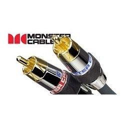 Monster Cable 250i  przewód 2xRCA/2xRCA o długości 2m