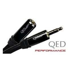 QED Performance 3,5 Headphone Extension QE7300  przedłużacz mini jack 3,5 mm stereo o długości 3m.