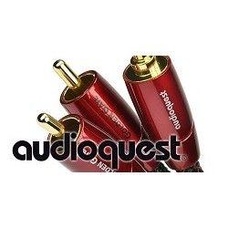 Audioquest Golden Gate  przewód wtyk 3,5 mm str./2xRCA o długości 2m