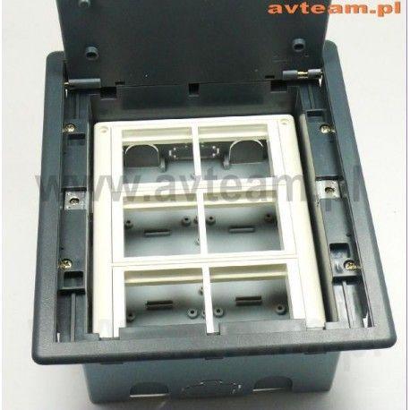 Floorbox sf410/14 szary CIMABOX