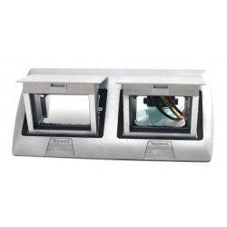 Legrand 2 x 3mod TABLEBOX / FLOORBOX