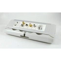 TABLE BOX / Blok biurkowy LEGRAND 8 MOD
